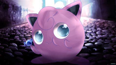 wallpaper jigglypuff purin pokemon  games