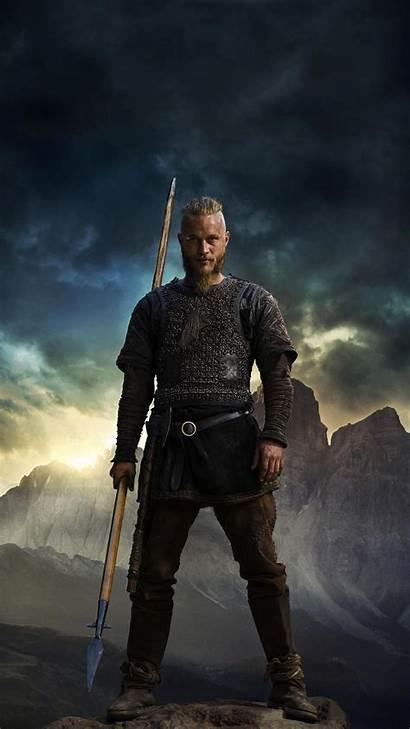 Ragnar Vikings Tv Wallpapers Travis Fimmel Iphone