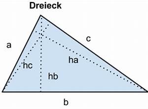 Fläche Dreieck Berechnen Formel : dreieck aufgaben und formeln zur fl chen und ~ Themetempest.com Abrechnung