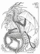 Wyvern Template Firedragon Vclart Gemt Fra sketch template