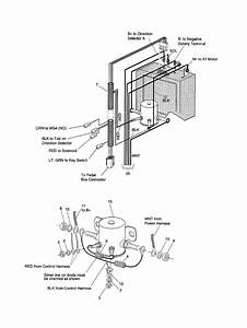 1989 Ezgo Golf Cart Battery Wiring Diagram