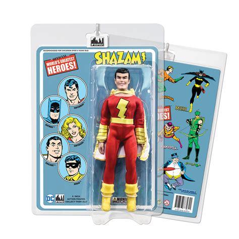 Discover, artists, lyrics, videos & playlists, all for free. DC Comics 8 Inch Action Figures With Retro Cards: Shazam Blue Card - Walmart.com - Walmart.com
