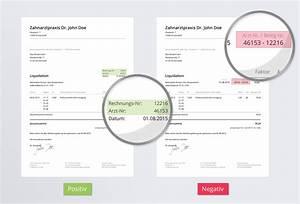 Liquidation Rechnung : einfache digitale datenextraktion mit sechs standards der hybridbanker ~ Themetempest.com Abrechnung