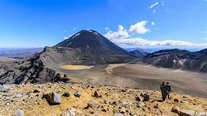 On top of Mt Doom - Shoesyourpath  Mount