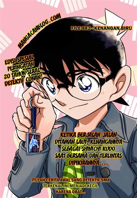 komik detective conan chapter  bahasa indonesia bacakomik