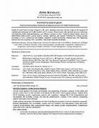 Resume Of An Electrical Engineer Electrical Engineer Resume Sample Electrical Project Manager Resume Electrician Voltage Example Resume Templates Samples On Pinterest Professional Resume A Resume Sample For Facilities Manager Electrical Engineer