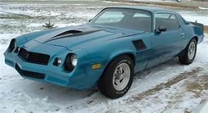 1979 Chevrolet Camaro - Overview