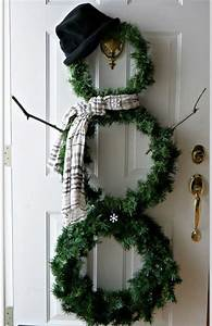 Christmas, Wreath, Decorating, Ideas, And, Trends, With, Tutorials