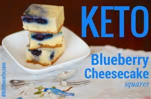 Keto Cheesecake Recipe Blueberry