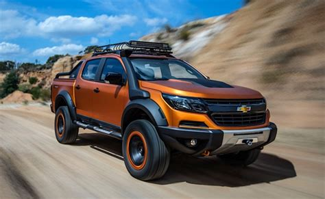 Is This Chevy Colorado Xtreme Concept A Glimpse At The