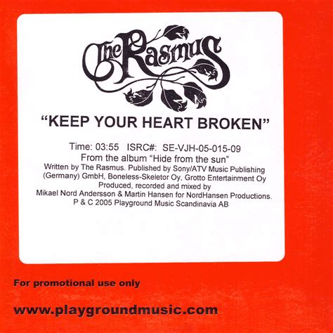 Keep Your Heart Broken  Complete Discography Of The