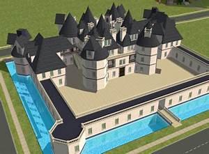 Chateau de chambord le tour du batiment sims 2 idee for Idee de decoration de jardin 14 chateau de chambord le tour du batiment sims 2 idee