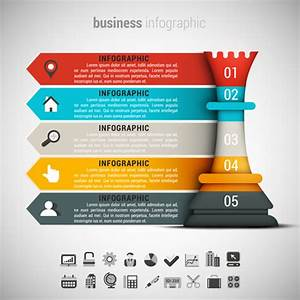 Business Infographic creative design 3884 - Vector ...