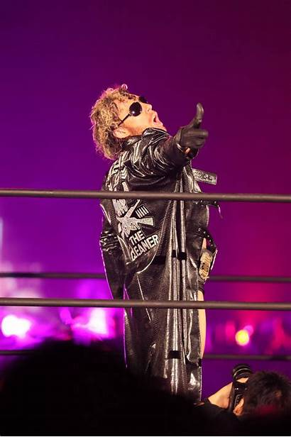 Omega Kenny Bullet Club Njpw Wallpapers Iphone