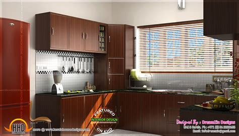 kitchen and dining interior design kitchen interior dining area design home kerala plans