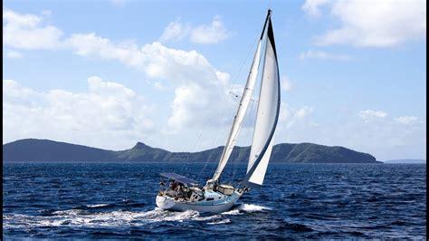 buying  blue water sailboat   cash sailing uma
