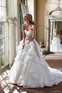 hayley paige spring 2013 wedding dresses wedding inspirasi With haley paige wedding dresses
