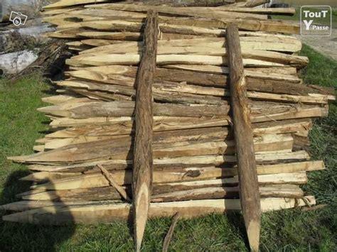 piquet bois cloture piquets pieux en acacia pour cloture parc jardin bourgogne