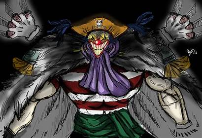 Yonko Usopp God Piece Buggy Pirate King
