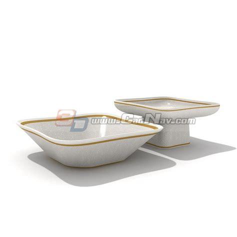 stoneware salad plate  model dmax files   modeling   cadnav