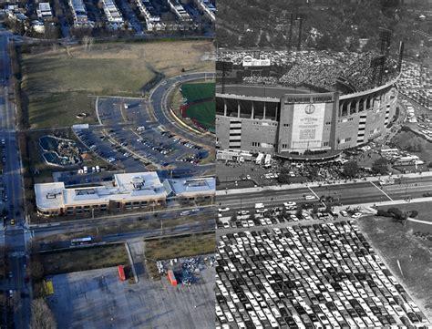 pictures memorial stadium baltimore sun
