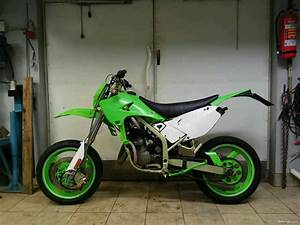 Kawasaki Kdx 125 Kx Tekniikalla 125 Cm U00b3 1994 - Tornio - Motorcycle