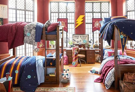 pb teen debuts harry potter furniture  simplemost