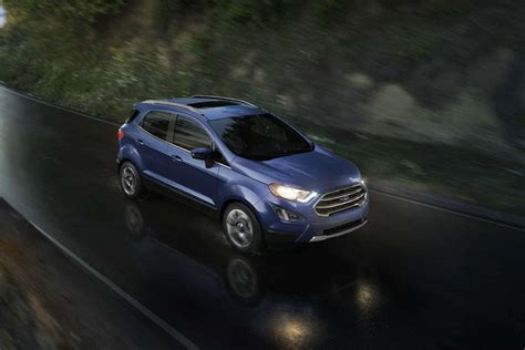 Wallpaper Ford Ecosport HD
