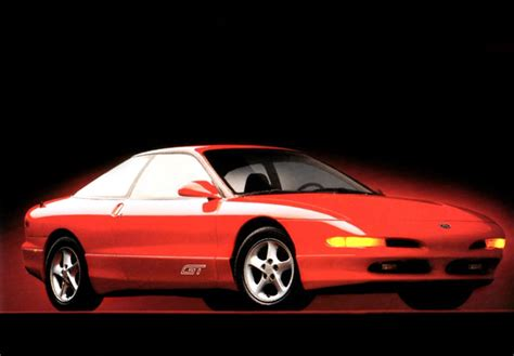 97 Ford Probe by Ford Probe Gt Ge 1992 97 Wallpapers