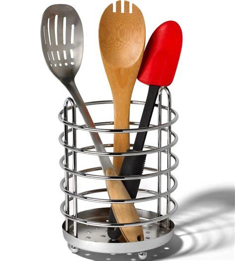 Pantry Works Kitchen Utensil Holder In Kitchen Utensil Holders
