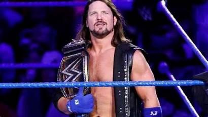 Styles Aj Wwe Latest Wrestler Desktop Popular