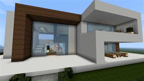 Moderne Häuser Bei Minecraft by Modernes Minecraft Haus My Best Modern House H 228 User