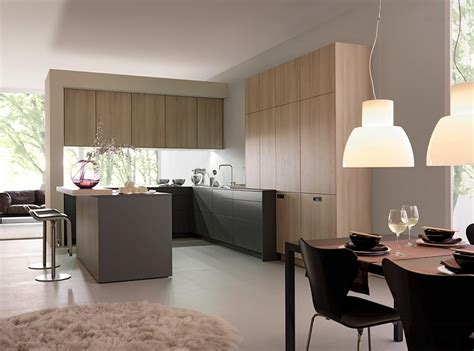 innovative contemporary kitchen  serene style