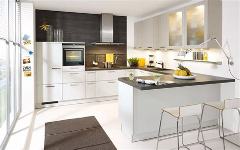 Küchen U Form Modern by K 252 Chen Einrichtungshaus Angerm 252 Ller