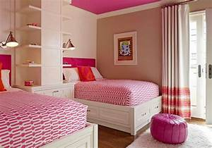 decoration maison peinture chambre With peinture pour chambre fille