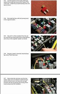 Under Hood Fusebox Wiring Diagram