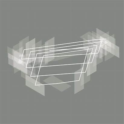 Architecture Parametric Study Reflective Interaction Surface Sundown