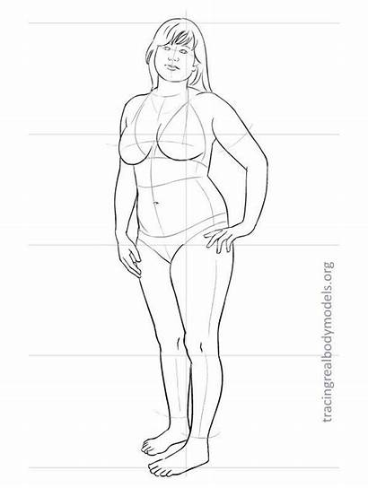 Template Drawing Figure Illustration Templates Sketch Sketches