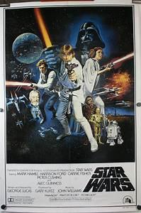 Poster Star Wars : star wars part iv style c original international 1 sheet ~ Melissatoandfro.com Idées de Décoration