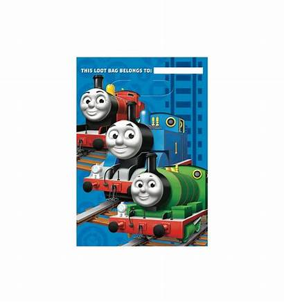 Thomas Tank Engine Bags Loot Party Supplies