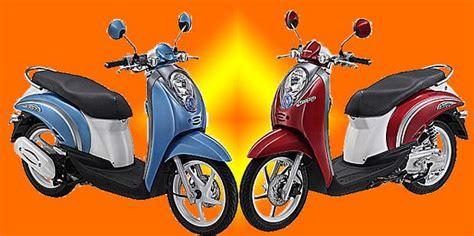 honda scoopy punya dua warna baru gustomobil