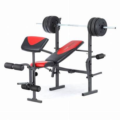 Bench Weider Weight Pro Combo 256 Curl