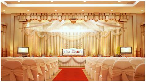 indian wedding hall decoration  wallpaper