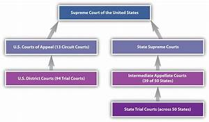 Trial And Appellate Courts