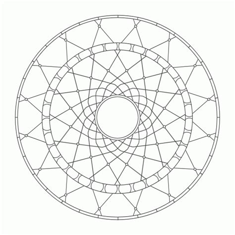 Dreamcatcher Template by Dreamcatcher Coloring Pages Coloring Home