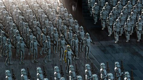 star wars episode ii attack   clones hd wallpaper
