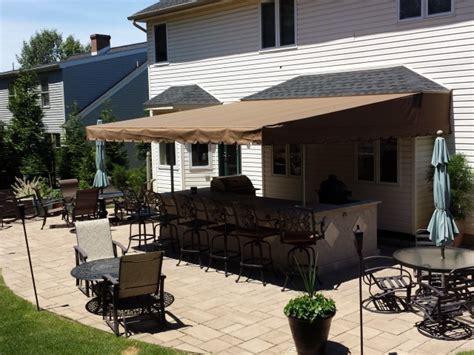 Outdoor Kitchen canopy   Kreider's Canvas Service, Inc.