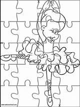 Puzzles Printable Jigsaw Cut Coloring Jobs Printables A4 Drawings Websincloud Activities sketch template