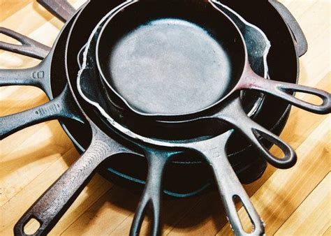 iron cast skillets skillet pans company cookware york care pan collection field america founded modern cooks times muscarella chris cole