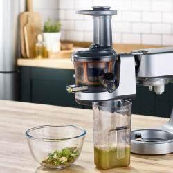 Extracteur De Jus Kitchen Cook : l extracteur de jus cooking chef de kenwood ~ Melissatoandfro.com Idées de Décoration